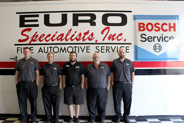 EURO Specialists Team